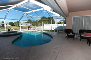 Fabulous 4bd/2ba Pool Home on Freshwater - Cape Coral,  FL