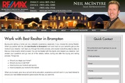 Best Realtor in Brampton - Neil Mclntyre - RE/MAX Realty Services Inc.